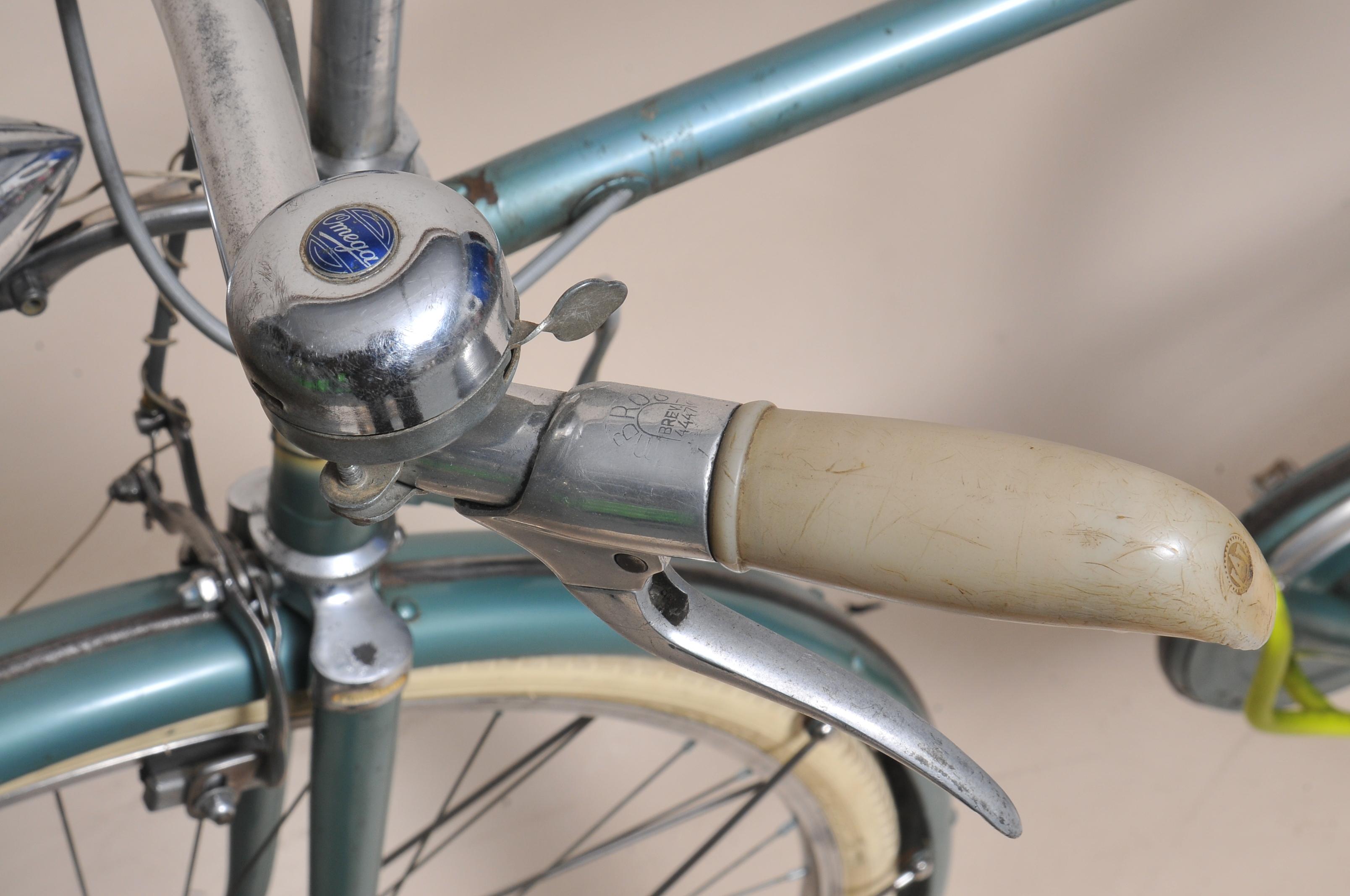 Cover Pair Bike Brake Levers Vintage-Sport-Turin-CONDORINO Race Black